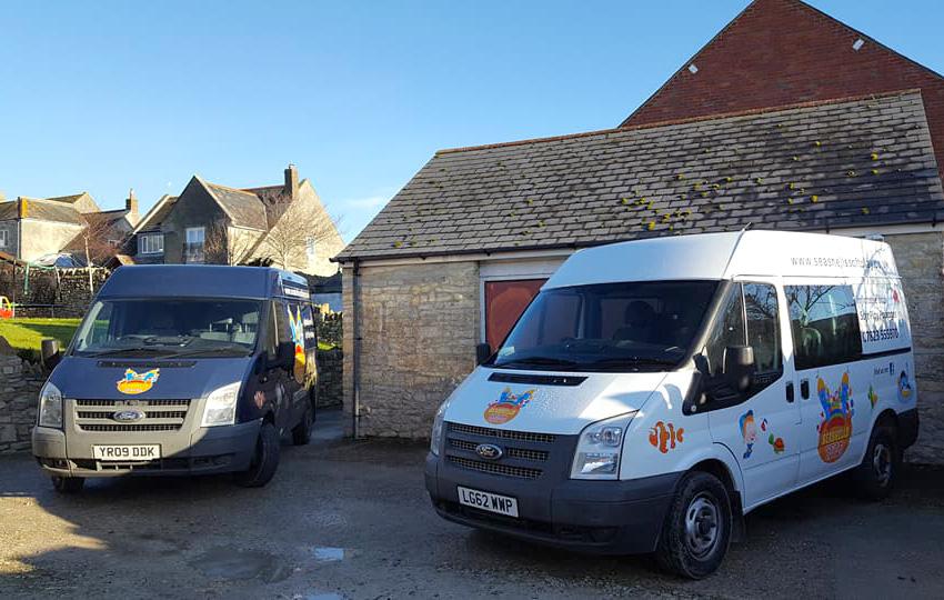 two-vans